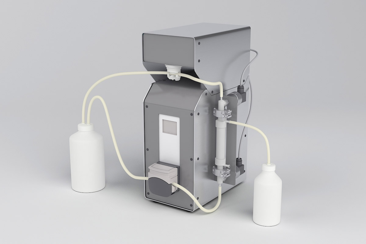 Puriteina TFF (Tangential Flow Filtration) Unit